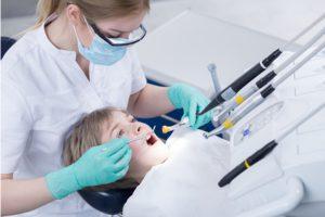 kinderen mondzorg tandarts gratis