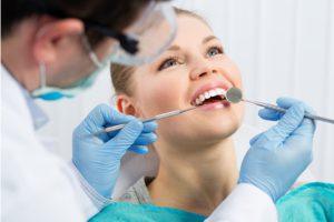 Behandeling mondhygienist